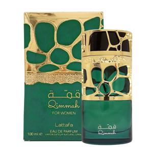 lattafa-qimmah-for-women-box